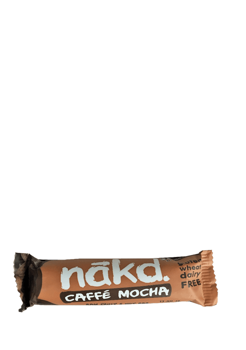 Eat Nakd Sports Nutrition Caffe Mocha Nakd Bar, 35g, Various Flavours 167182