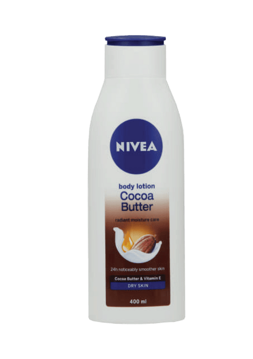 Nivea Body Lotion, Women, 400ml Cocoa Butter