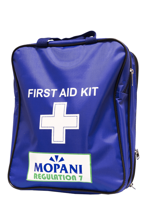 Mopani Pharmacy First Aid Mopani Regulation 7 Nylon First Aid Kit 2400001707355 170735