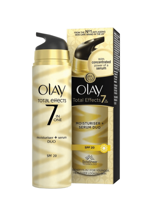 Olay Total Effects 7 in One Moisturiser + Serum SPF20