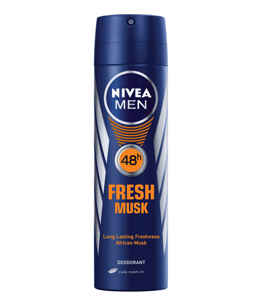 Nivea Anti-Perspirant Deodorant Men, 150ml, Various Types