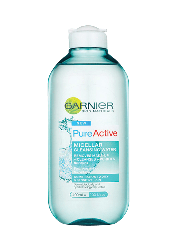 Garnier Pure Active Micellar Cleansing Water, 400ml