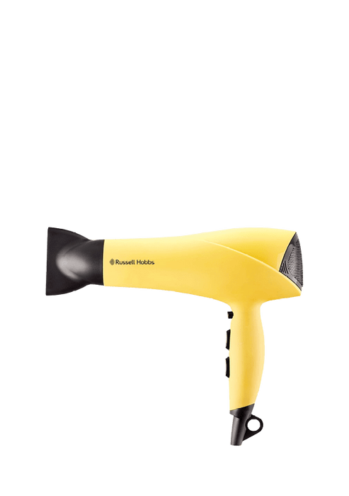 Mopani Pharmacy Household Russel Hobbs Hair Dryer Yellow 6002322012703 195169