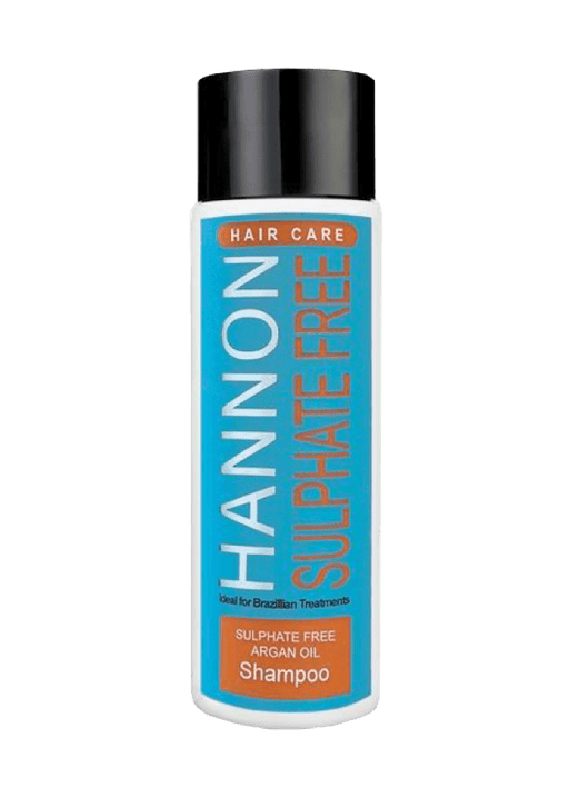 Hannon Toiletries Hannon Sulphate Free Shampoo, 250ml 6009803762249 197119