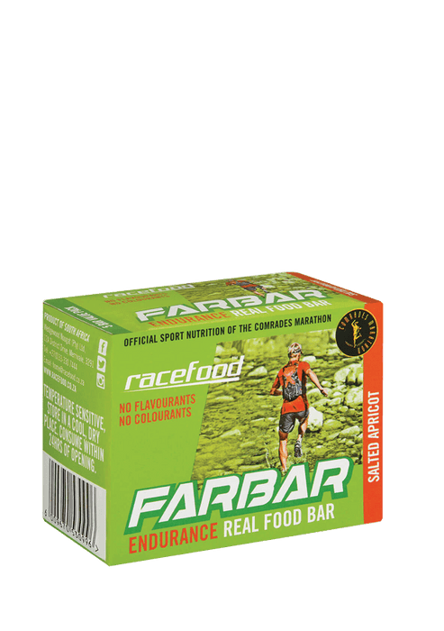 Racefood Sports Nutrition Salted Apricot Racefood Fastbar, 5's 6009670530996 211358