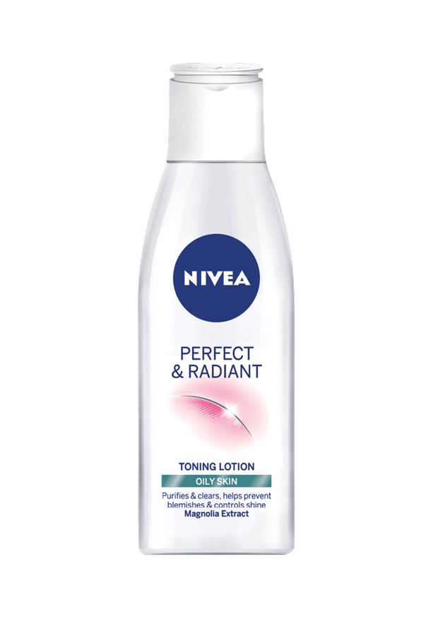 Nivea Perfect & Radiant Toning Lotion Oily Skin, 200ml