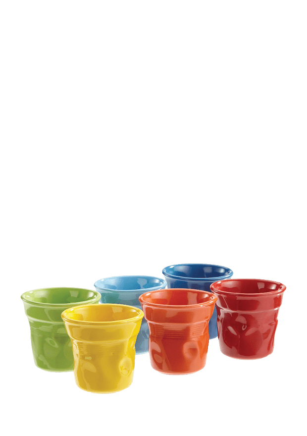 Mopani Pharmacy Household Bialetti Bicchierini Colours, 6's 8006363010344 213505