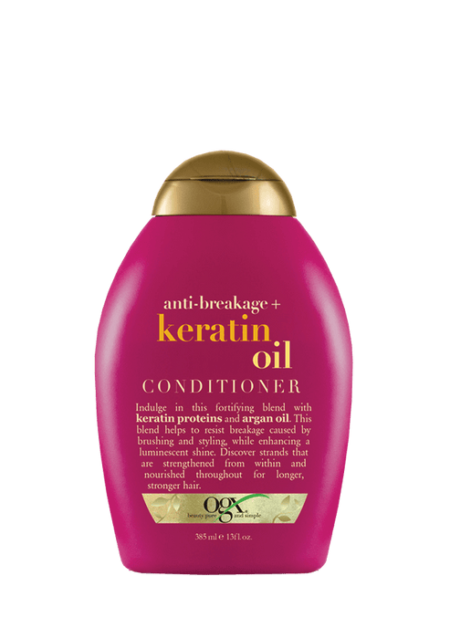 OGX Keratin Oil Conditioner, 385ml