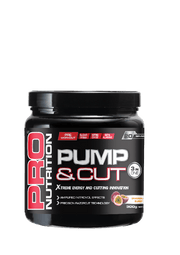 Pro Nutrition Pump & Cut, Various, 300g