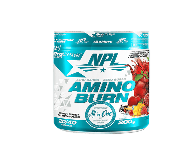 NPL Amino Burn Various Flavours, 200g
