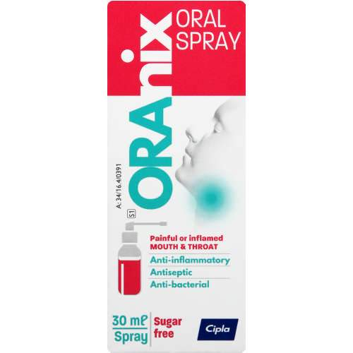 Mopani Pharmacy Dispensary Oranix-C Spray, 30ml 6009620603701 216954