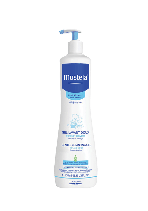 Mustela Baby Mustela Gentle Cleansing Gel, 750ml 3504105028268 217015