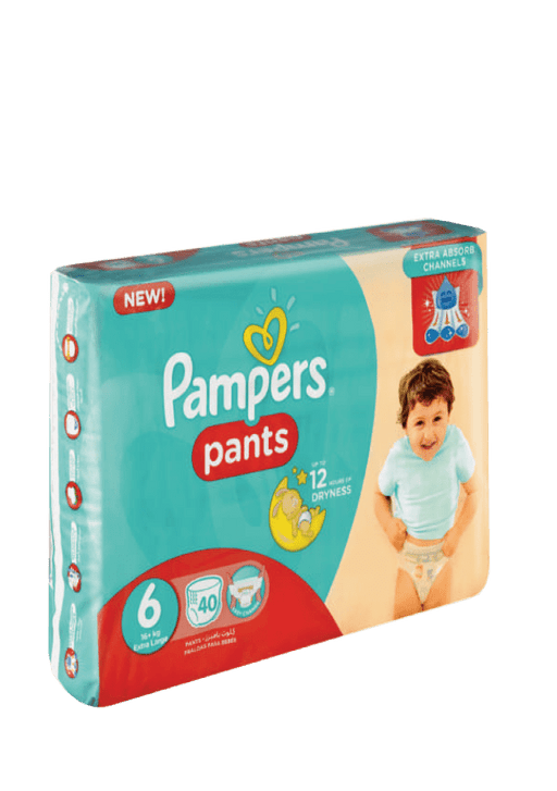 Mopani Pharmacy Baby Pampers Active Baby Pants 6 Extra Large, 44's 8001090671479 218551
