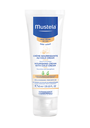 Load image into Gallery viewer, Mustela Baby Mustela Nourishing Cream with Cold Cream, 40ml 3504105028695 219076