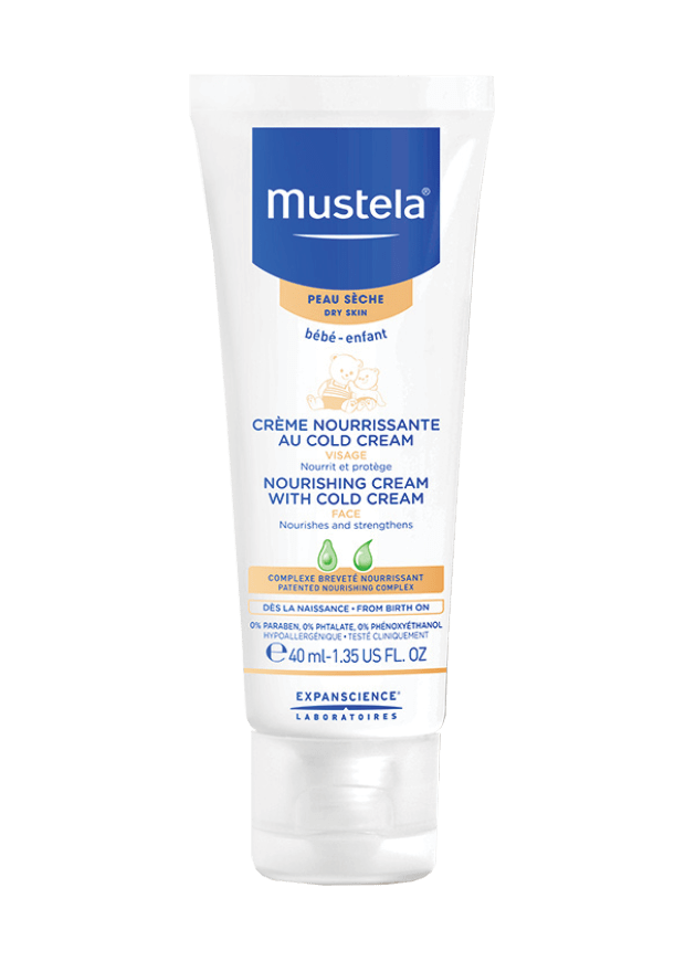 Mustela Nourishing Cream with Cold Cream, 40ml