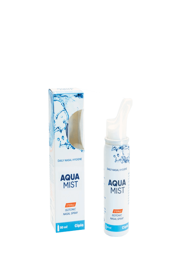 Aquamist Nasal Spray Baby, 50ml