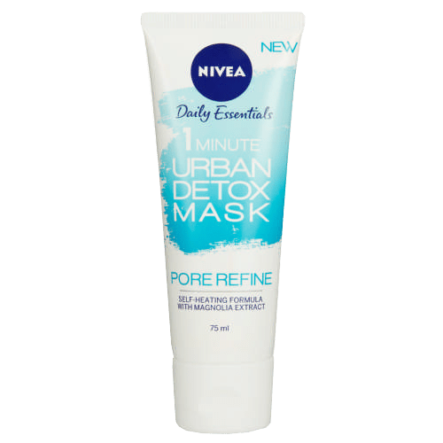 Nivea Cosmetics Nivea Urban Detox Mask Pore Refine, 75ml 4005900499493 220635