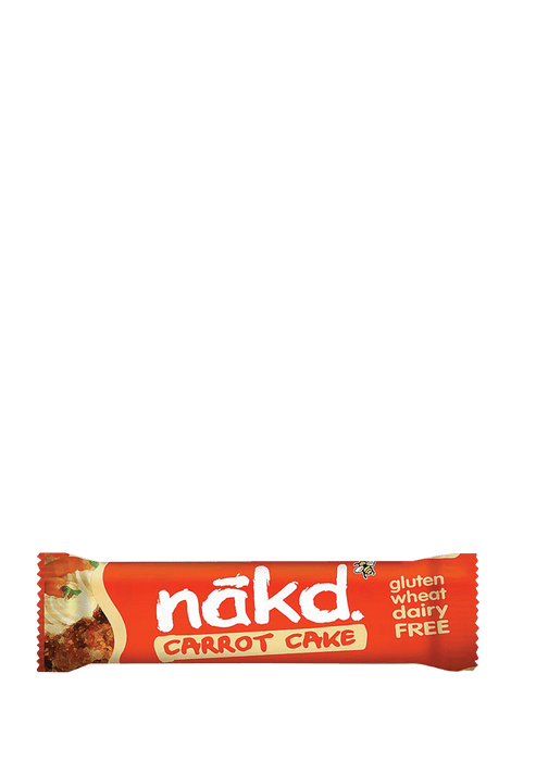 Eat Nakd Sports Nutrition Carrot Cake Nakd Bar, 35g, Various Flavours 5060088705193 220941