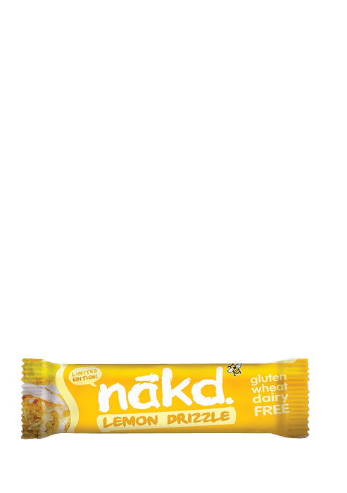 Eat Nakd Sports Nutrition Lemon Drizzle Nakd Bar, 35g, Various Flavours 5060088705926 220942