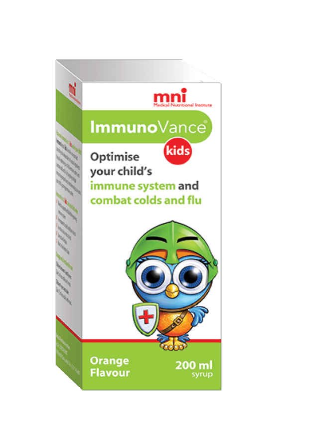 MNI ImmunoVance Kids Syrup, 200ml