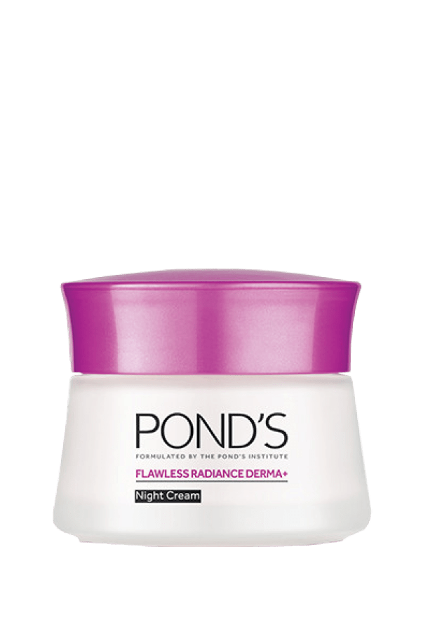 Pond's Flaweless Radiance Derma+ Night Cream, 50ml
