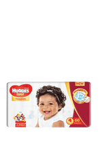 Mopani Pharmacy Baby Huggies Gold Nappies Size 4, 66's 6001019910797 224180