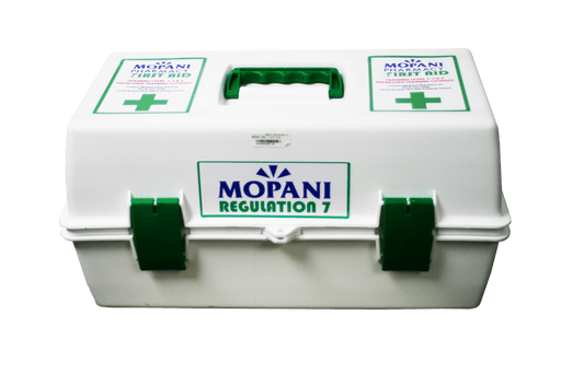 Mopani Pharmacy First Aid Mopani Regulation 7 Large First Aid Box 2400000492146 49214