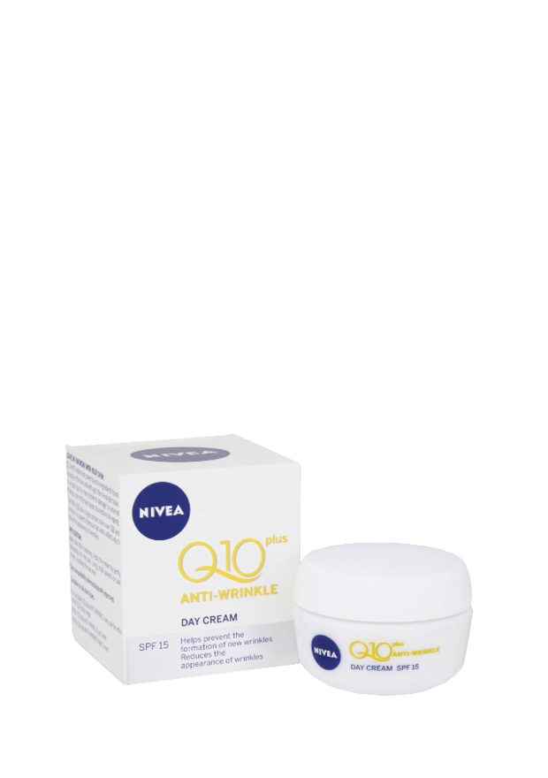Nivea Q10 Plus Anti-Wrinkle Day Cream, 50ml