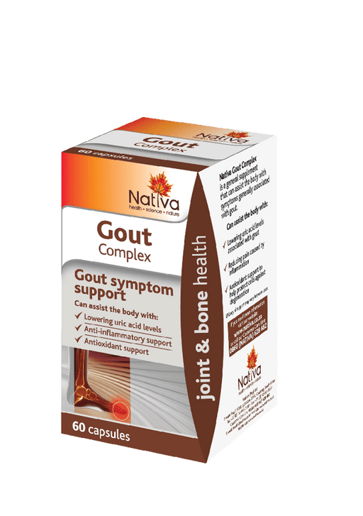 Mopani Pharmacy Dispensary Native Gout Complex Caps, 60's 6009684041730 708222001