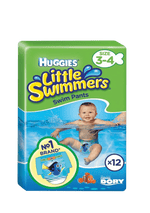 Mopani Pharmacy Baby Huggies Little Swimmers Nappies 3-4, 12's 36000183399 79783