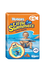 Mopani Pharmacy Baby Huggies Little Swimmers Nappies 5-6, 11's 36000183429 79785