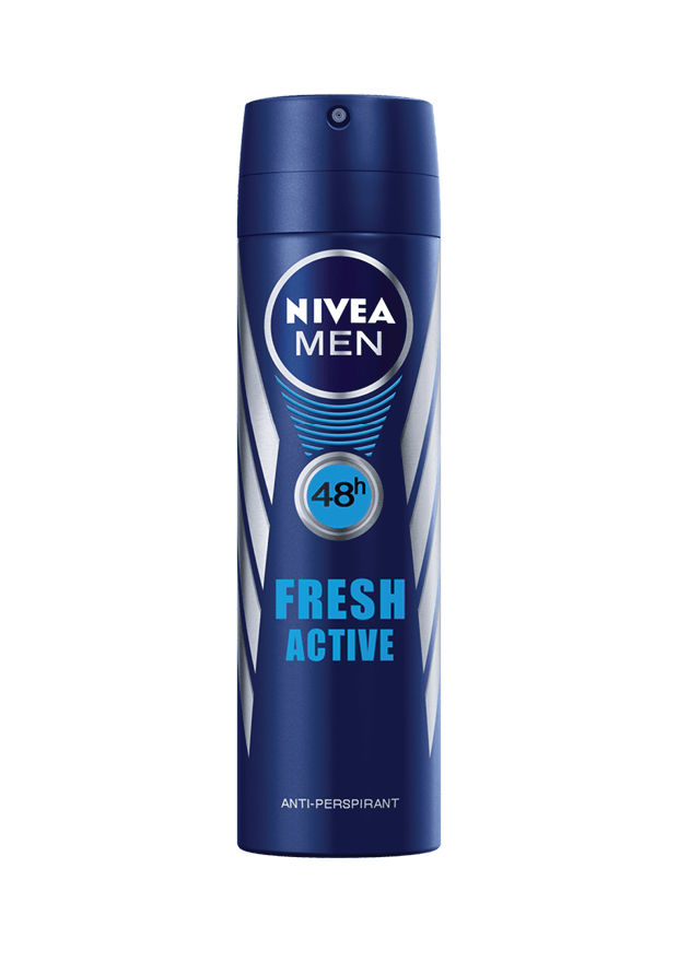 Nivea Anti-Perspirant Deodorant Men Fresh Active 150ml