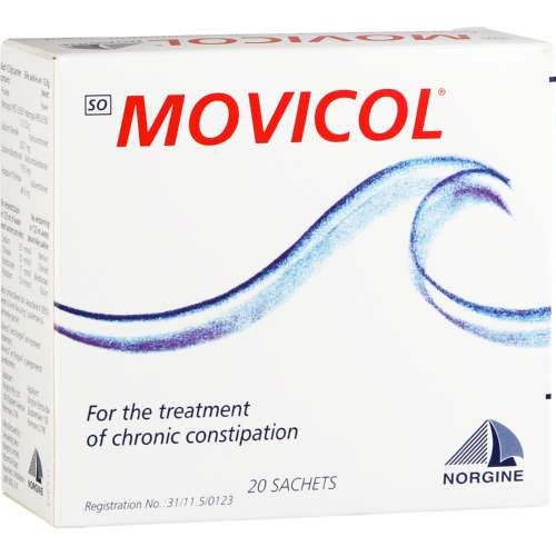Mopani Pharmacy Dispensary Movicol Sachets, 20 x 13g 5012748111844 828165009