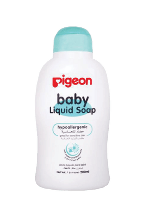 Load image into Gallery viewer, Mopani Pharmacy Baby Pigeon Baby Liquid Soap, 200ml 4902508085656 89792