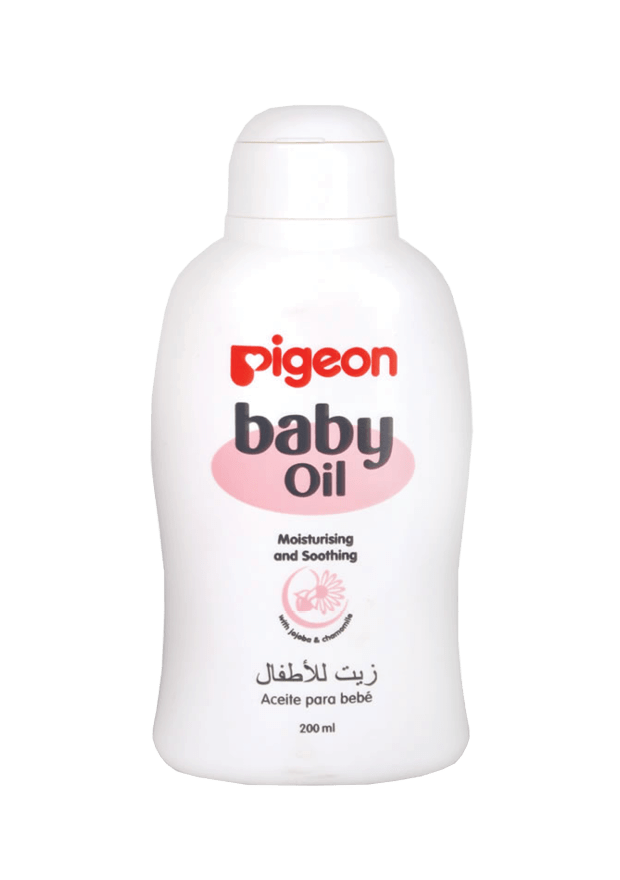 Pigeon Baby Oil, 200ml
