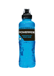 Powerade Sports Drink, 500ml, Various Flavours