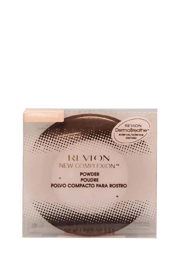 Revlon New Complexion Powder, Various Shades
