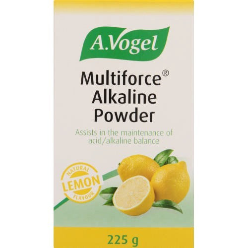 A. Vogel Bioforce Multiforce Alkaline Powder Assorted, 225g