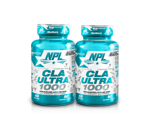 NPL Sports Nutrition NPL CLA Caps, 90's + 90's 6009879963953 195606
