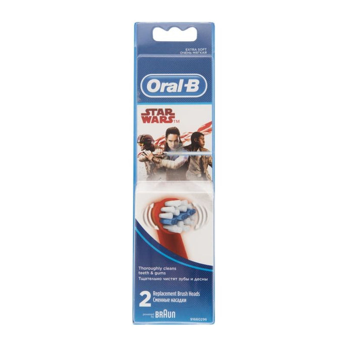 Oral B Stages Power Replacement Heads, Star Wars