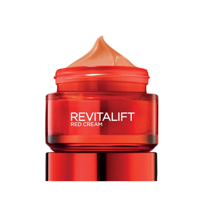 L'Oreal Paris Revitalift Day Cream Red Ginseng Glow, 50ml