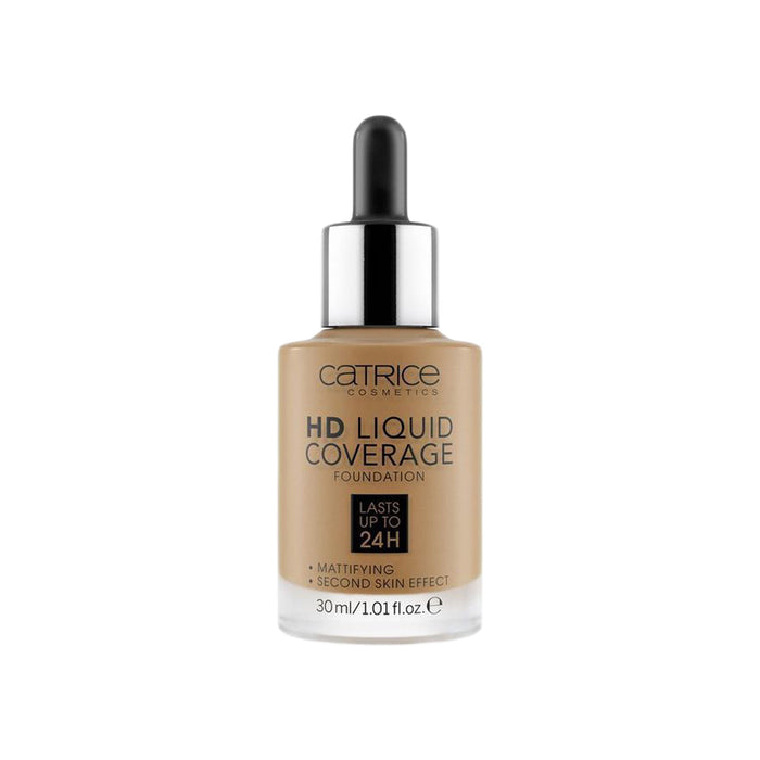 Catrice HD Liquid Coverage Foundation, Assorted