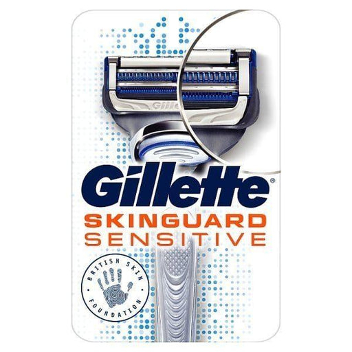 Gillette Toiletries Gillette Skinguard Sensitive Razor 1UP 7702018500031 236368
