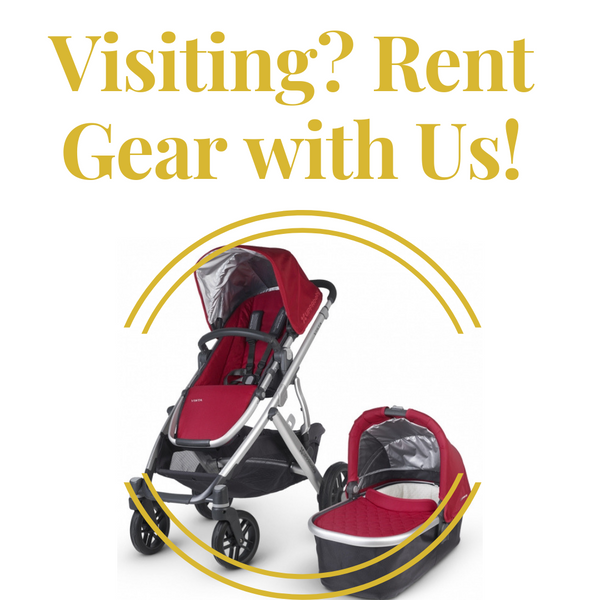 Visiting and need to rent some gear?? We have what you need!
