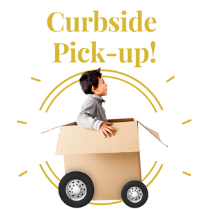 In a Rush? We have Curbside Pick-up!