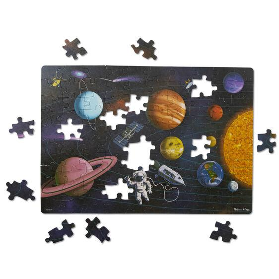 Melissa & Doug NP 100pc Jigsaw Puzzle - Outer Space