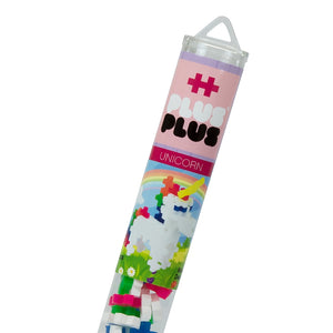 Plus-Plus Mini Maker Tube - Unicorn