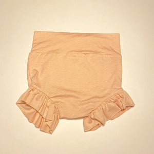 Sugar + Maple High Waisted Bloomer Peach