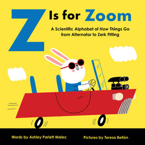 Z is for Zoom Book