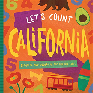 Let's Count California Board Book
